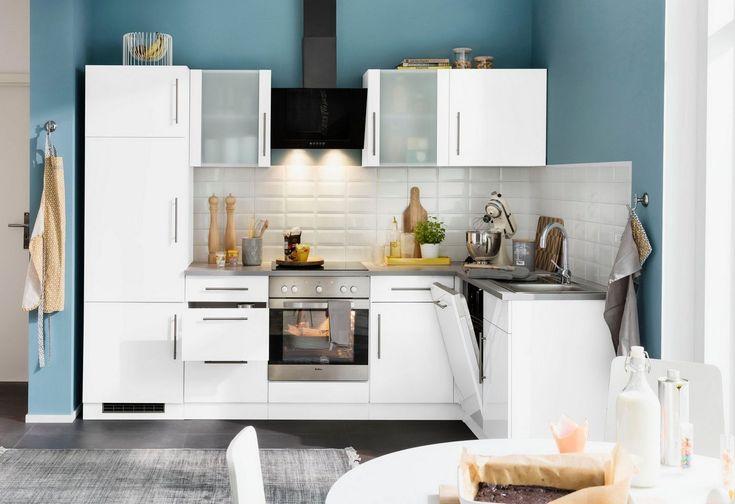 wiho Küchen Küchenzeile »Cali«, ohne EGeräte, Breite 220