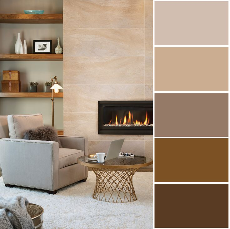 Las tonalidades beige en tu hogar evocan  seguridad, protección y abundancia material.