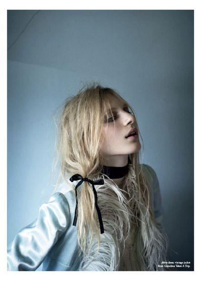 Julia Nobis | Russh Magazine