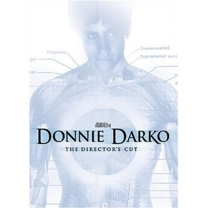 I collect Time Travel Movies.  This is one of them.  It is dark and wonderfilled   Donnie Darko Movie 2001,   Jake Gyllenhaal - Actor    (  danny darko some say ) frank the rabbit