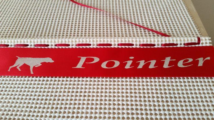 pointer rosette holder
