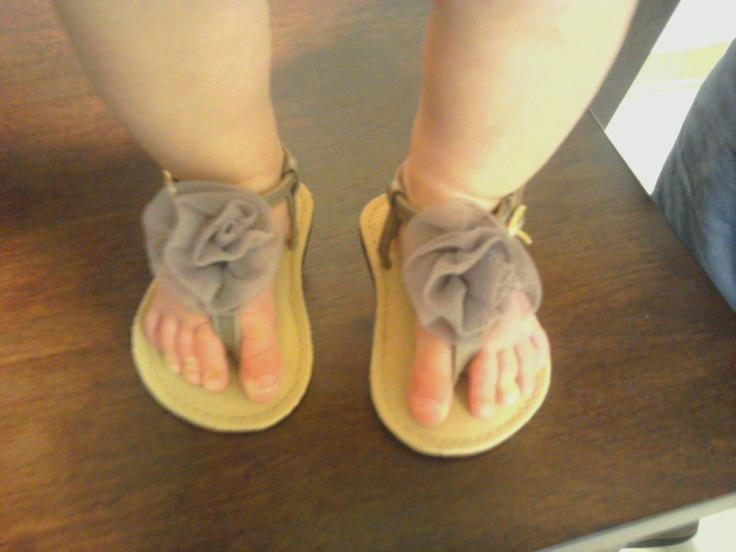 Baby Girl Shoes Sandals