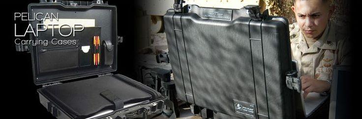 A Laptop's Best Friend The Pelican Laptop Case