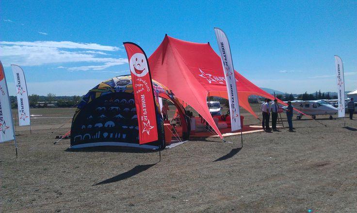 Flexi beachflags Superior-Air - Size: Medium & Large. Product name: Wing