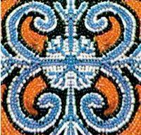Цвет небес, земли и солнца в эвенкийском орнаменте | Словесница Искусств