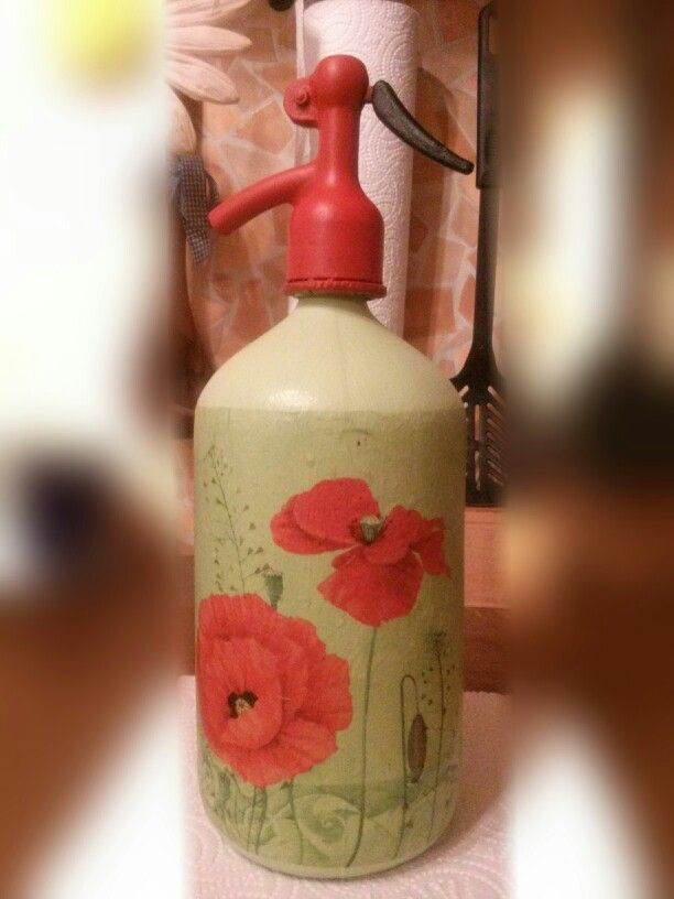red poppy siphon