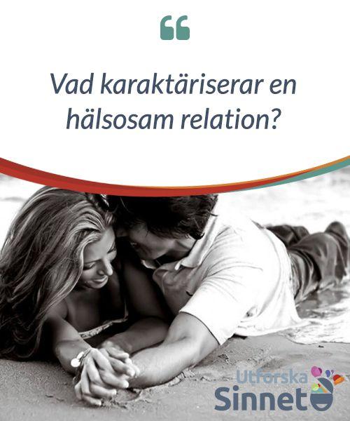 """Vad karaktäriserar en hälsosam relation?  Vi vet alla att """"lyckliga i alla sina dar"""" inte #existerar, att den där #charmerande prinsen bara finns i sagorna, men vi #ackumulerar fortfarande #relationer utan att veta vad en #hälsosam relation är."""