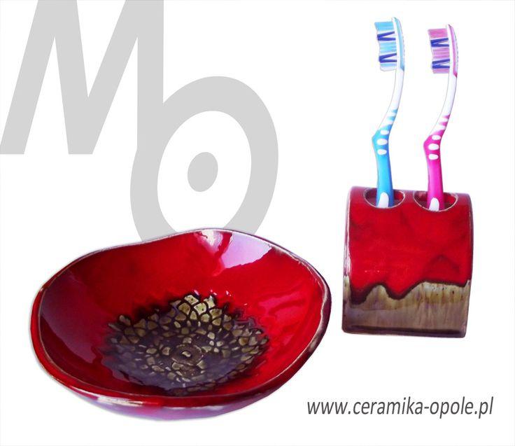 Ceramic set www.ceramika-opole.pl Małgorzata Orlik