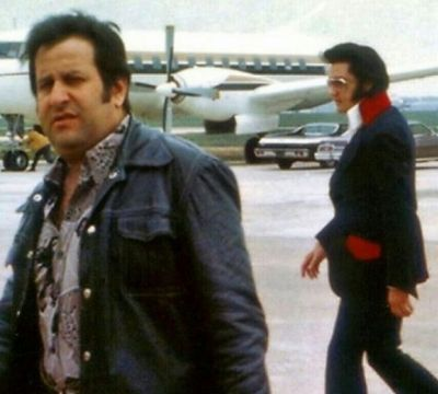 RIP Joe !!! nov 2016 Elvis' roadmanager Joe Esposito died at 78