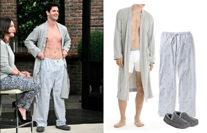 Steven & Chris: Luxe Loungewear | Look 2: Updated Luxury | Around-the-house looks that are comfy AND stylish!