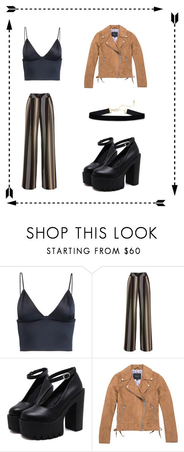 👠👠 by anne-maren-weisser-fredriksen on Polyvore featuring T By Alexander Wang and Marc New York
