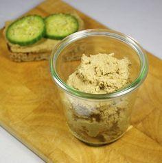 Falsche Leberwurst (aka Linsen-Aufstrich)....und noch viele andere vegane Rezepte!