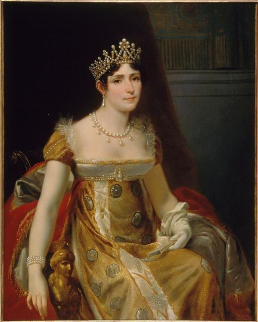 Victor Viger du Vigneau - L'impératrice Joséphine.