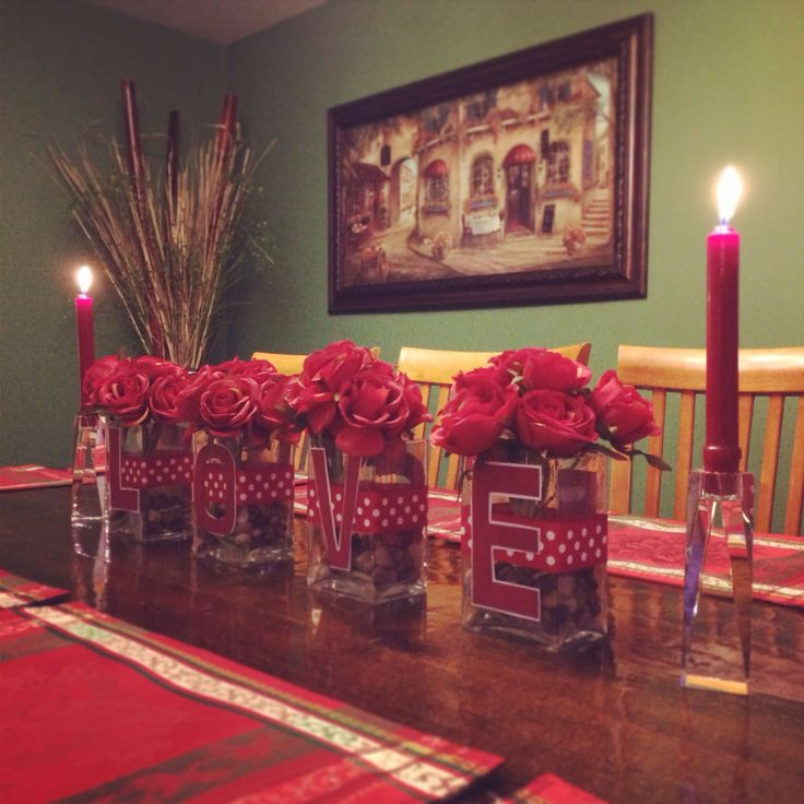 1000 images about valentine 39 s day on pinterest for Valentine room ideas