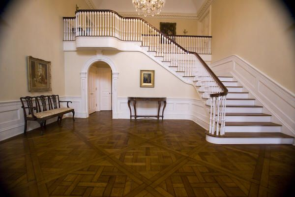 an entry with versailles parquet flooring parquet flooring pinterest all you need is. Black Bedroom Furniture Sets. Home Design Ideas
