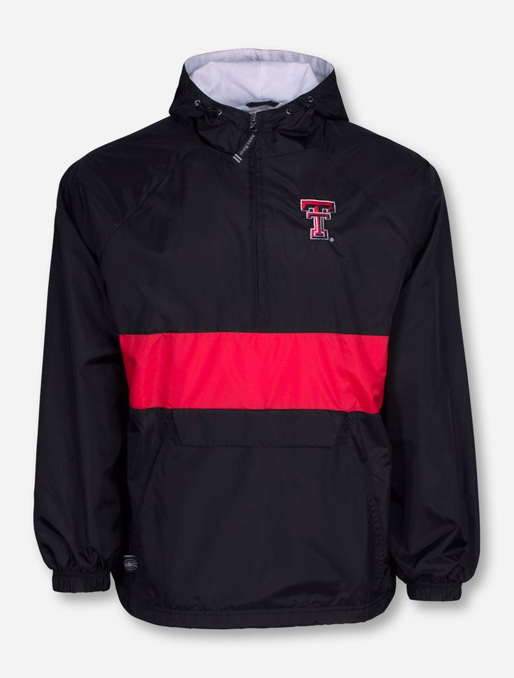 "Charles River Texas Tech Red Raiders ""Classic CRS"" Pullover"