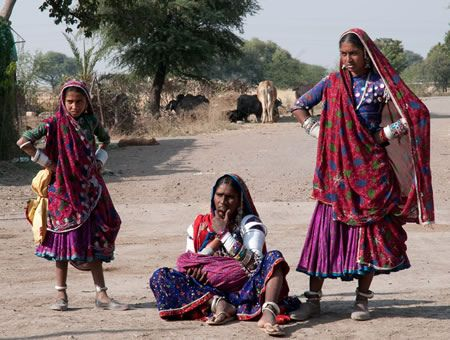 Banjara women
