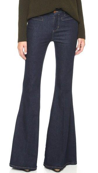 M.i.h Jeans The Principle Super Flare Jeans