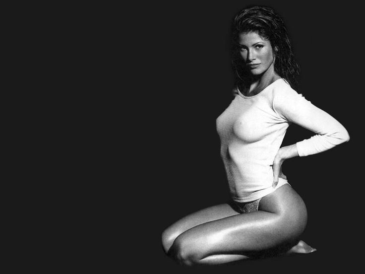 Angie Everhart Pussy - Angie Everhart born 1969 (as Angela Kay Everhart) Hollywood Actress,  fashion Model Best known for Last Action Hero Denial Trigger Happy Gunblast  Vodka