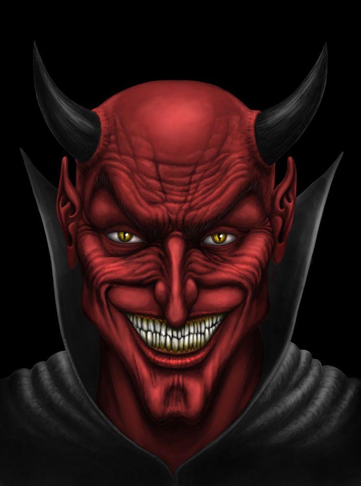 Прикольные картинки про демонов
