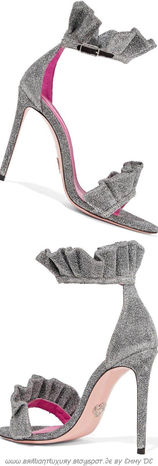 cool Brilliant Luxury by Emmy DE ♦Oscar Tiye 'Ant… Shoe Favs