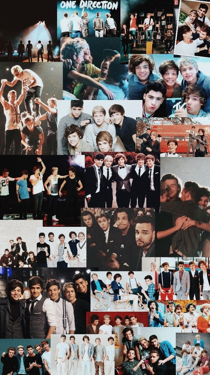 I Love This Edit One Direction Collage One Direction Background One Direction Photos