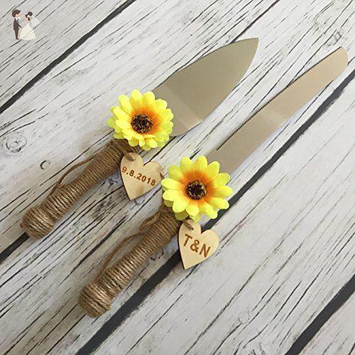 Besten Personalized Wedding Cake Knife Set Bilder Auf Pinterest