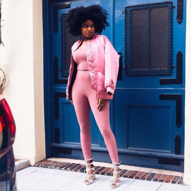@just.niqua looks fabulous!  #kinkyhair #naturalhair #4chair #4cHCcrew #4cHCcrew1 #4chairchicks #4chairchick #naturalbeauty #hair #locs #natural #naturalhair #afro #naturalista #beauty #kinkyhair #4c #coilyhair #naturalhairstyles #twists #puff #twa #beautiful #coily #kinks #coils #type4 #type4hair #textureshot