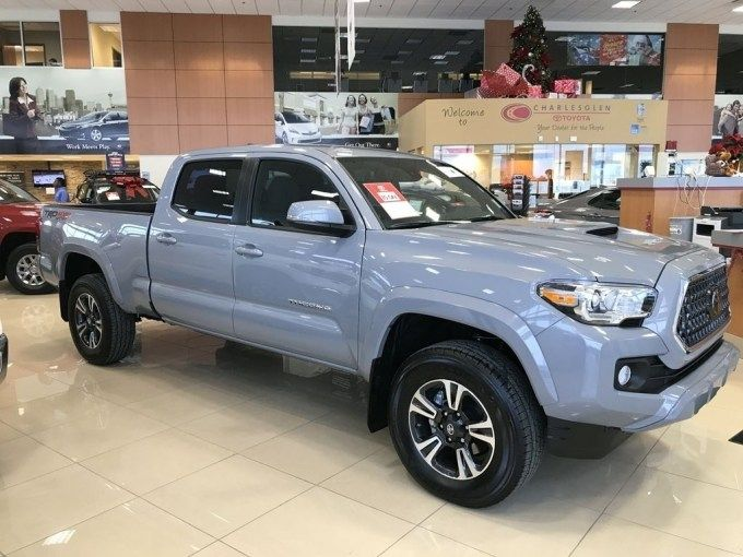 2021 Toyota Tacoma Redesign Changes Rumors Specs And Price In 2020 Toyota Tacoma Tacoma Toyota