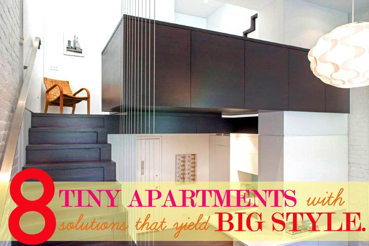 8 More Tiny Apartments That Maximize Small Spaces with Smart Design | Inhabitat New York City
