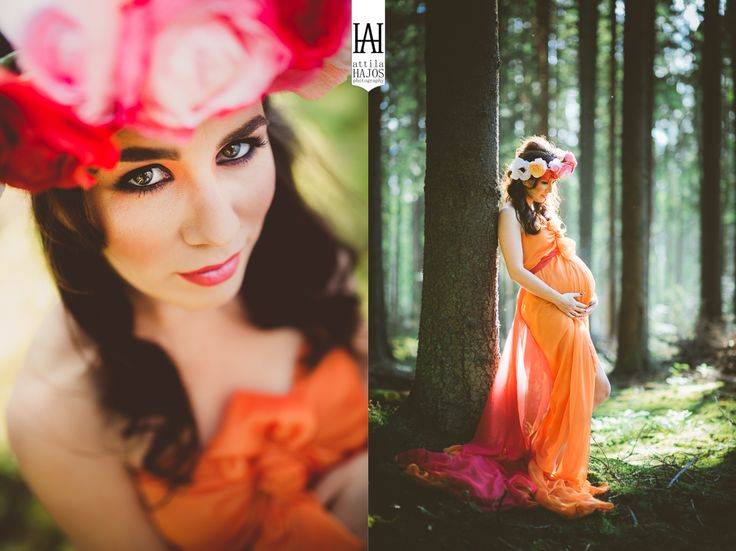 maternity photography - poze maternitate - foto Attila Hajos - Cluj - makeup Ami Cristea