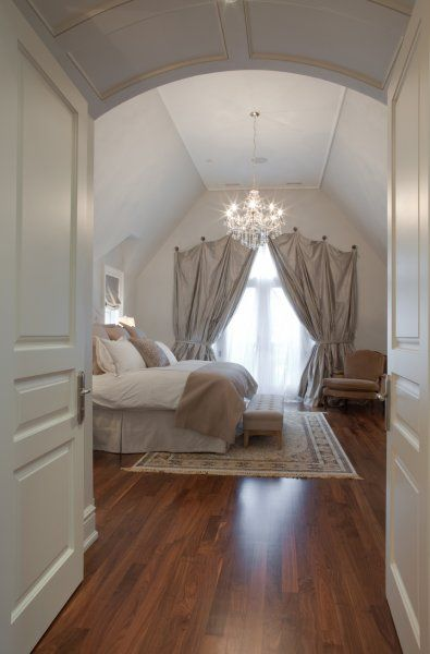 master bedroom. in case we end up in one of those st paul homes with half of a second floor.