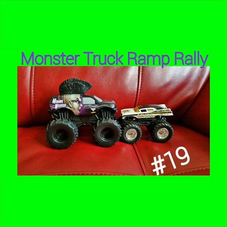 Monster Truck Ramp Rally no 19
