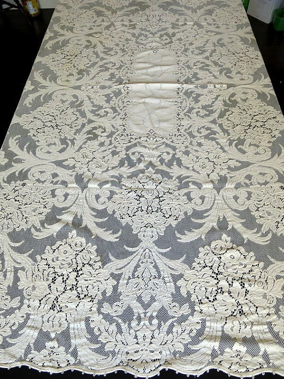 Dating quaker lace tablecloths