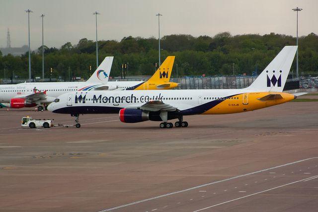 Monarch, Boeing 757-200