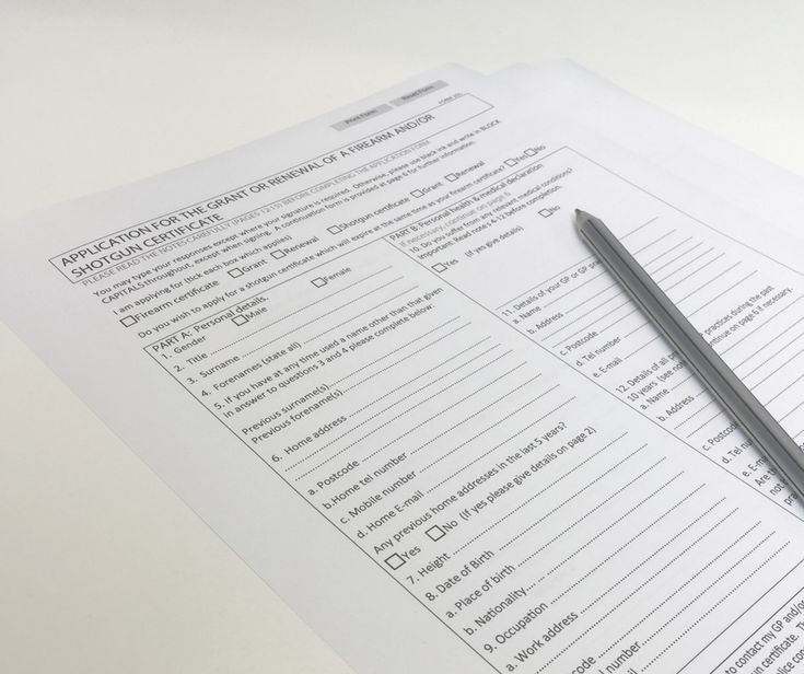 Applying for a firearms licence? Our step-by-step guide will help you through the process...
