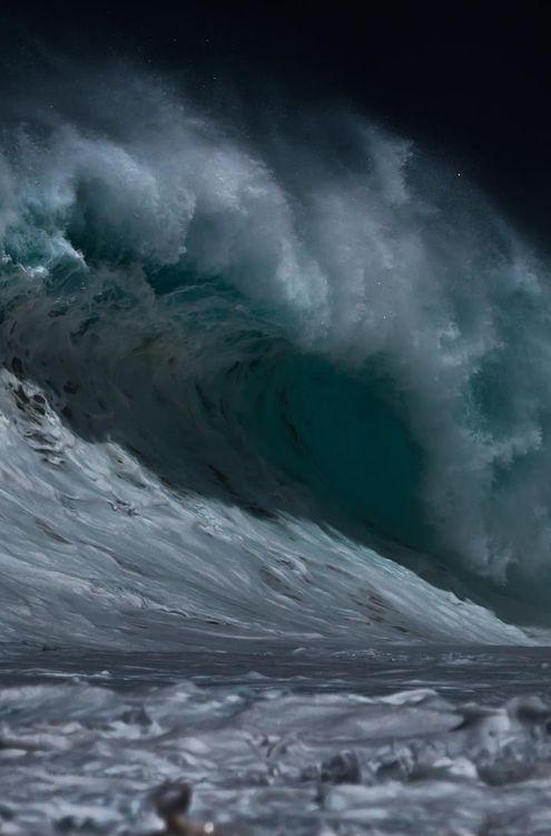 Dark Wave by Kelly Headrick on 500px