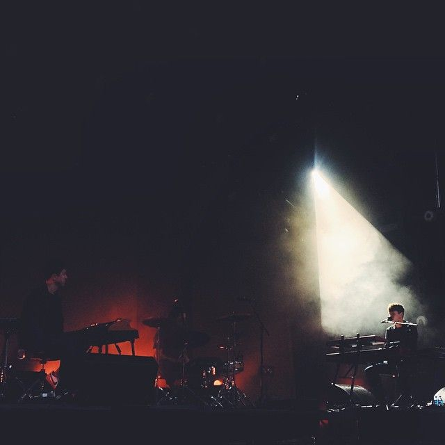 James Blake. Norway, Oslo.