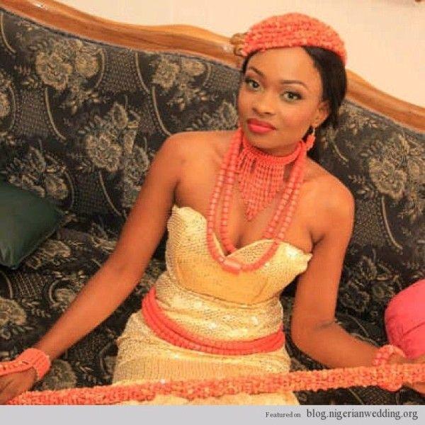 Igbo Nigerian Wedding: #AfricanShop #NigerianWedding #IgboTraditionalWedding
