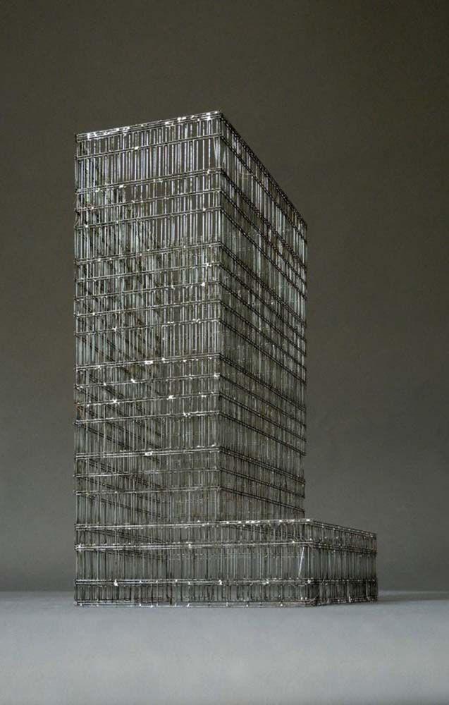 Studio Mumbai Bijoy Jain - China Tower - Zhengzhou (Chine), en cours