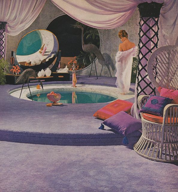 Hideaway by Monarch Carpet Mills by The Pie Shops Collection, via Flickr
