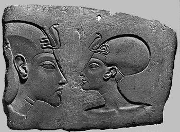 Queen Nefertiti's Tomb   Egyptian Art of the Armana Period - Ancient Egypt - Reign of Akhenaten ...