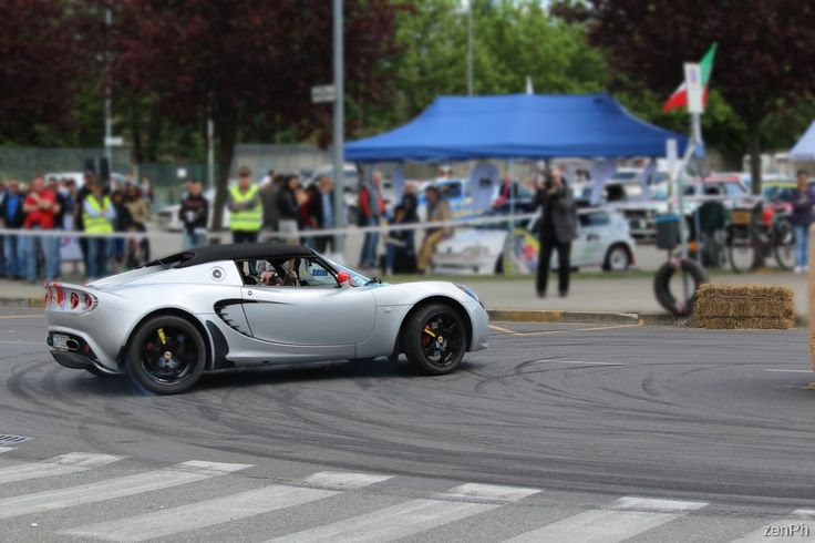 Pianezza2016: Lotus Elise