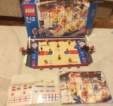 NBA Lego Sports - NBA Basketball Court -3432