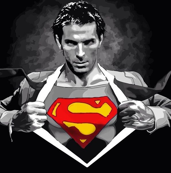 Super Buffon  Gigi Buffon still the best in the business