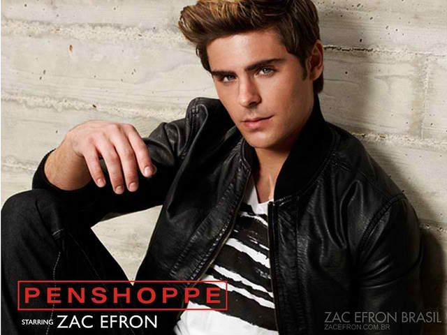 ZAC EFRON Live! in Manila an Exclusive from Penshoppe and GMA Network