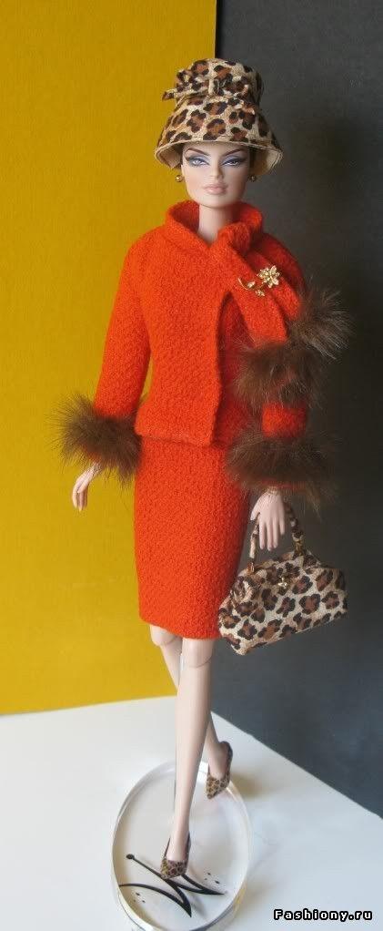 Miniature couture collection – модный бутик для кукл