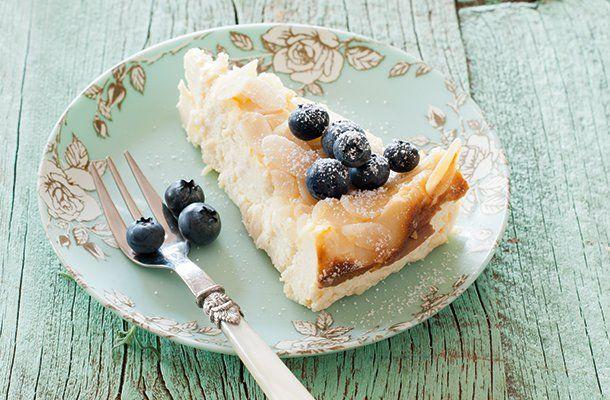 lemon ricotta cheesecake from the csiro total wellbeing diet