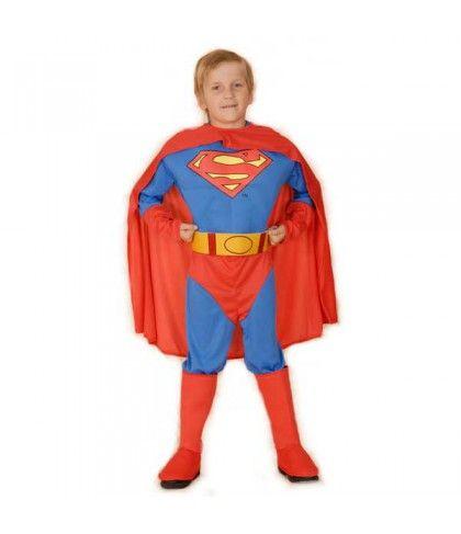 Superman ο Σούπερ ήρωας για τα αγόρια - με ενισχυμένο θώρακα