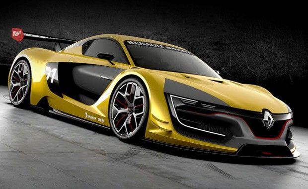 Renault revela Sport R.S. 01, carro de competição com mais de 500 cv - AUTO ESPORTE | Notícias